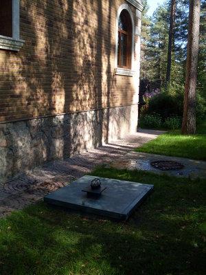 Схема канализации частного дома