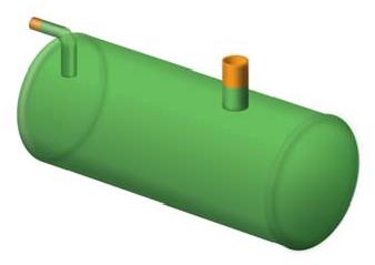 Резервуары для питьевой воды подземное хранение