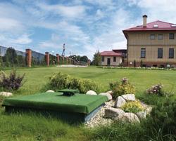 Автономная канализация локального типа для загородного дома