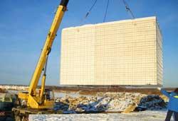 Строительство очистных сооружений канализации