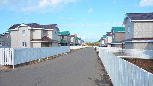 Поселок  Капустино