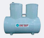 Аэрационная гибридная станция UNI-SEP