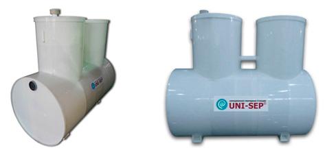 UNI-SEP - Аэрационная гибридная станция биологической очистки сточных вод